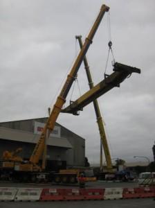 Crane Rotation